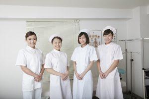 長く仕事が続けられることに魅力を感じる看護師