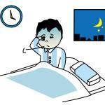 夜中に目が覚める..中途覚醒の原因はストレス?それとも・・