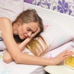 熟眠障害の4つの原因|寝ても寝ても眠い、熟睡ができない方へ